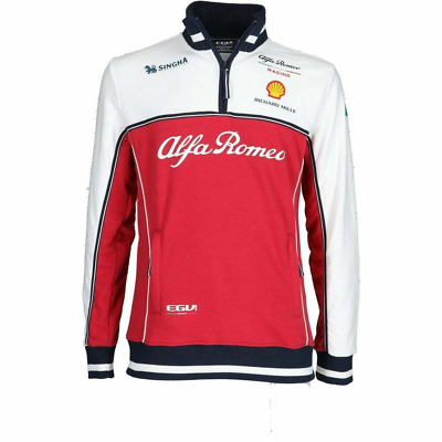 Alfa Romeo Racing Men's Team Sweatshirt - 2019 - CLEARANCE size XXL