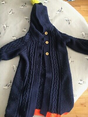 Mini Boden long cardigan 11-12yrs - great used condition