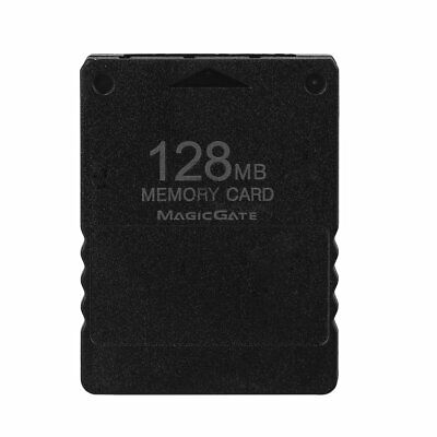 128MB Memory Card Save Game Data Stick Module for Sony for PS2 for Playstation M