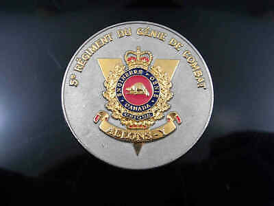 Canada Enginers Cenie Chimo Ubique Challenge Coin