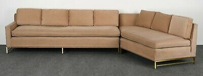 MID CENTURY MODERN Sectional Sofa by Paul McCobb for ...