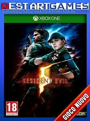 Resident Evil 5 - Xbox One - Nuovo