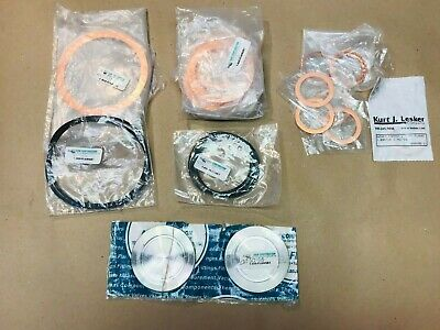 Lot of A&N Corperation Blanks, Rubber, and Copper Gaskets