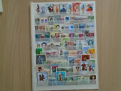 Uniforms. Worldwide. Private collection. 84 different Stamps. Some high values.