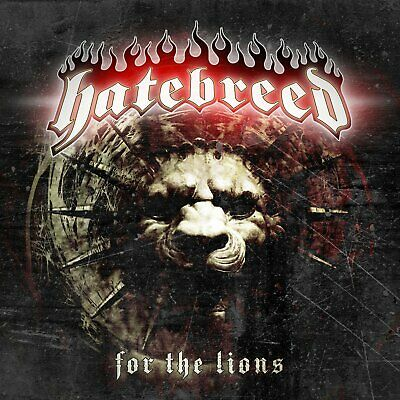 HATEBREED FOR THE LIONS 19tracks Album Music CDs Japan USED