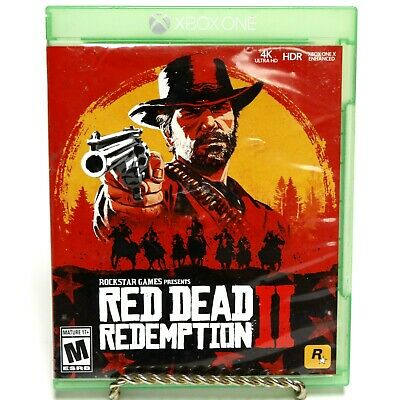 RED DEAD REDEMPTION 2 XBOX ONE - $29 00 | PicClick