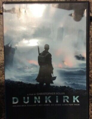 Like New!!! Dunkirk (DVD, 2017, 2-Disc Set, Special Edition)