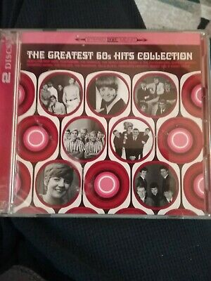 The Greatest 60's Hits Collection 2 CD Set