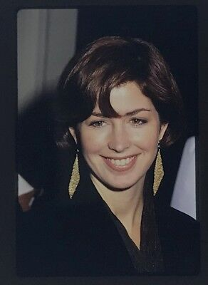 DANA DELANY China Beach Actress * 35mm Color Slide Photo CH27