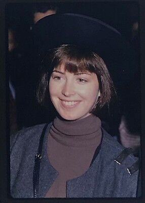 DANA DELANY China Beach Actress * 35mm Color Slide Photo C28