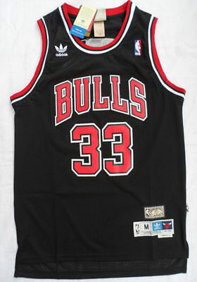 #33 Scottie Pippen Chicago Bulls throwback NBA jersey Mens sizes new with tags!