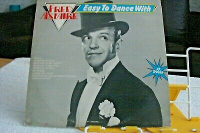 A-Fred Astaire-Easy To Dance With-Uk Lp-Nm-1975