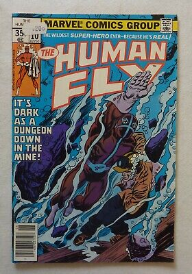 Human Fly 10-15 Marvel Comics Bronze Age 1978 VFN to NM Condition