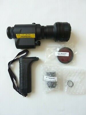 Newport infrared detector IRV2-1300 with accessories, unmarked
