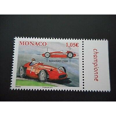 Timbre N° 2868 Neuf ** - Sport automobile