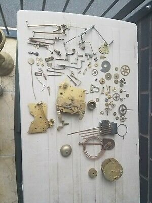 Antique Longcase Clock Parts Cogs  Ex Clockmakers Collection 99P No Reserve