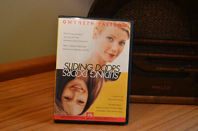 DVD Sliding Doors 1998 widescreen Special features Gwyneth Paltrow PG13