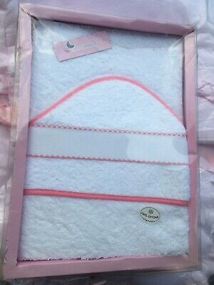 Spanish Baby Pink  Bath Towel  BNIB