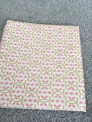 SALE CLEARANCE Pink Fat Quarter - Patchwork/Quilting Fabric, 100% cotton