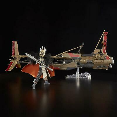NEW! Star Wars The Black Series - ENFYS NEST'S SWOOP BIKE 6-inch Figure INCLUDED