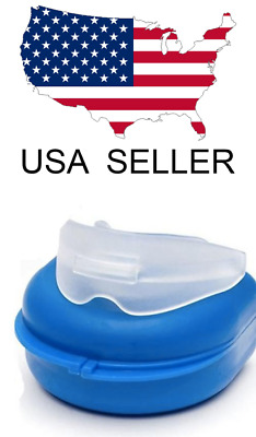 Anti Snoring Moldable Mouthpiece. Best Sleep Solution for Relief from Snoring!