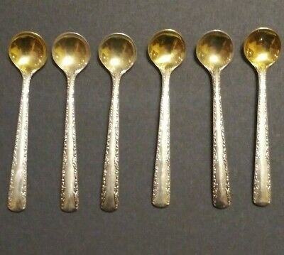 Factory Original Camellia by Gorham Ice Cream Forks In Wrappers