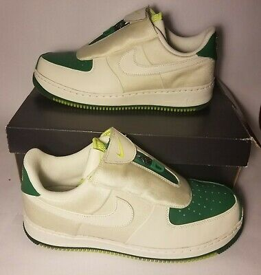 online retailer 425b3 ba83f Mint Nike Air Force 1 Low CMFT LW GP SIG Mens Basketball Size 10.5 Gary  Payton