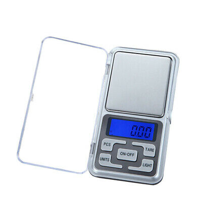 500g 0.01 Digital Pocket Scales Jewellery Electronic Balance Milligram mg AU