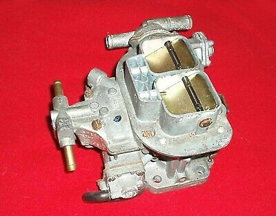 GENUINE NEW OLD STOCK ITALIAN WEBER 32/36 DGAV CARB. ford cortina, escort,