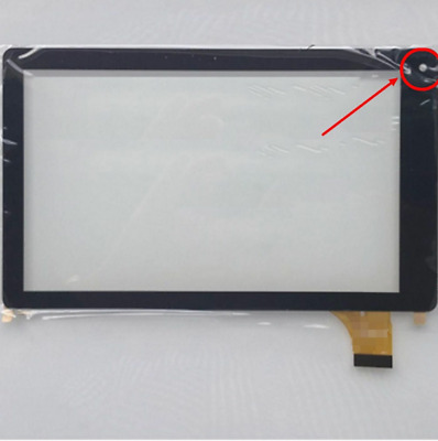 For RCA Voyager III RCT6973W43 Tablet Touch Screen Glass Digitizer Replacemen f8