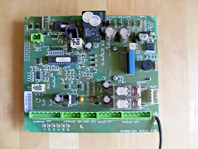 Stannah 400 420 Stairlift Main PCB Issue 4