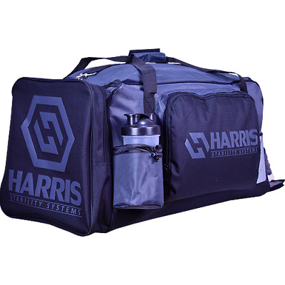 Harris Jumbo Gym Bag - Grey Harris Stability Systems
