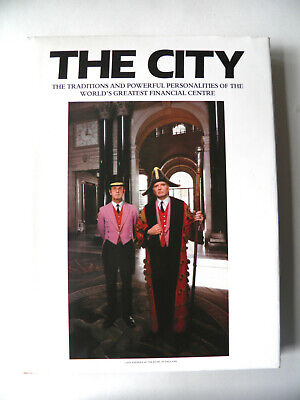 The City by Sandy MacLachlan, Jacques Lowe (Hardback, 1982)