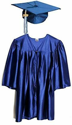 Preschool and Kindergarten Graduation Cap and Gown, Tassel and 2019 Charm