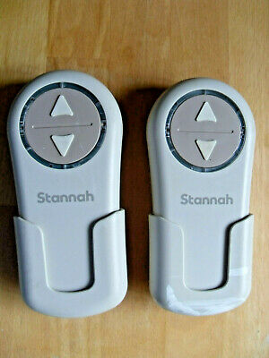 Stannah 260 SL Remotes With Holders Pair