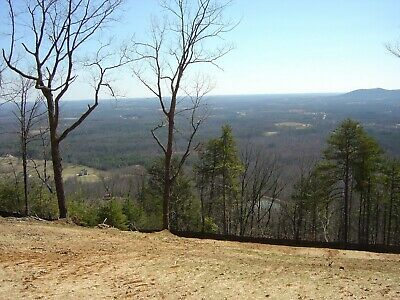 Breath-taking Mountain Top Lot 3.07 Acre North of Atlanta Southern Exposure