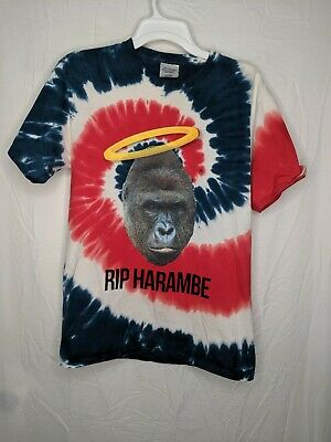 4c6bf38c3 HARAMBE DAY CARE Gorilla Men's Tee Shirt 1506 - $9.95 | PicClick