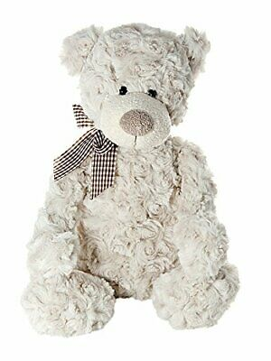 Mousehouse Gifts 26cm Adorable Stuffed Animal Beige Teddy Bear Soft Toy