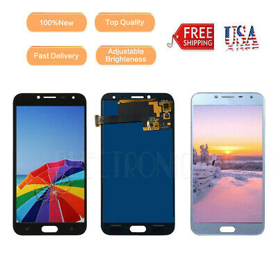 For Samsung Galaxy J4 J400 J400F/G J400M/DS LCD Display Touch Screen Replacement