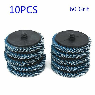 Tool Sanding discs Polishing Removal Pads Grit Grinder Wheels Roll Replacement