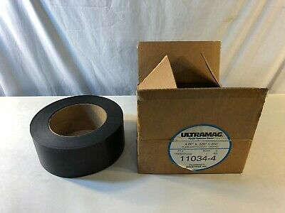 "Ultramag Flexible Permanent Magnet - 4.00"" x .020"" x 200'"