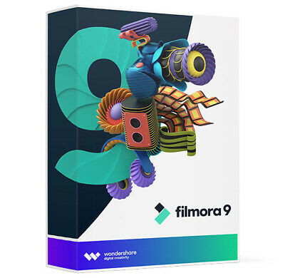 Wondershare Filmora 9 | 64bit 🔥🔥 Lifetime License Key | Fast Email DELIVERY 🔐