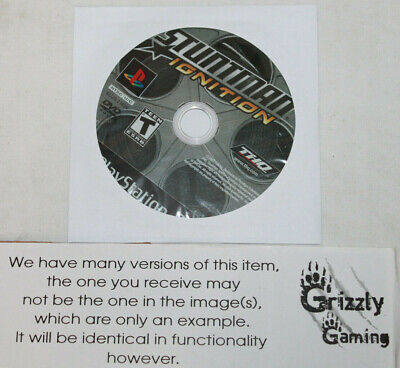 USED Stuntman: Ignition Sony PS2 (NTSC) DISC ONLY!