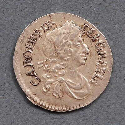 Charles II. Maundy Twopence 2d, 1679.