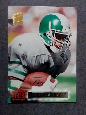 c7f2b174bab Herschel Walker Topps Stadium Club 1995 Philadelphia Eagles Vintage Football