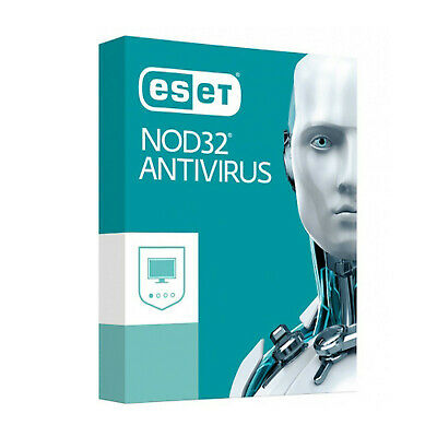 ESET NOD32 Antivirus 2019 1 PC , 1 Year - Instant delivery