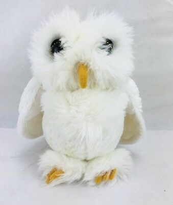 """Harry Potter Gryffindor Friends Hedwig the Owl Plush Stuffed Animal 7"""" Doll toy"""
