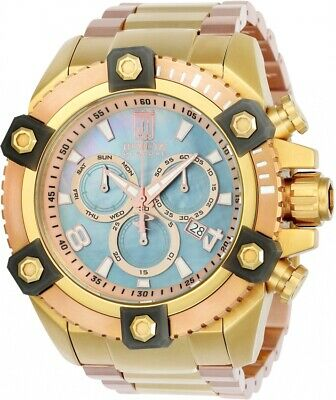 Invicta JT Men's Jason Taylor Grand Octane Limited 23133 Swiss Chrono Watch 63mm