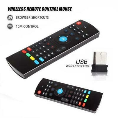G10 2.4GHz wireless air mouse gyroscope voice remote control USB receiver BWHWC