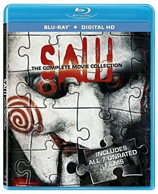 Saw: The Complete Movie Collection [Blu-ray] *BRAND NEW*